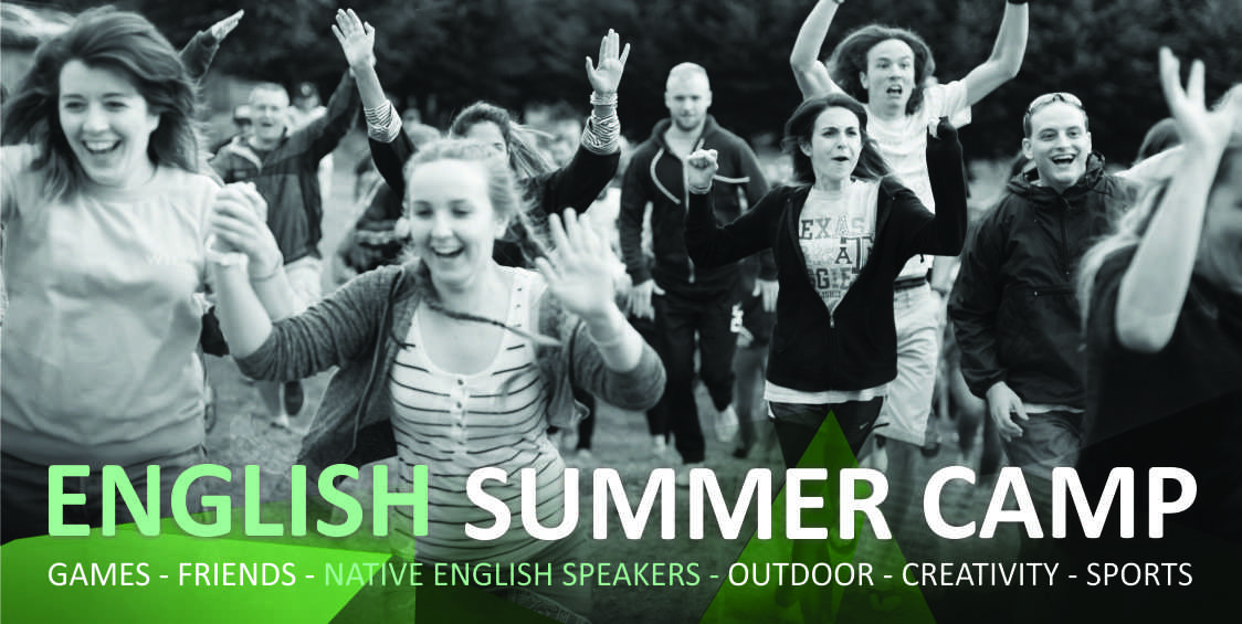 English Summer Camp 14. – 21.7.  2018 Horní Bečva