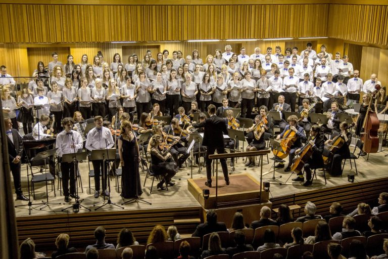 Vánoční oratorium 9. 12. 2018 od 18:00 hod. v nové aule VŠB
