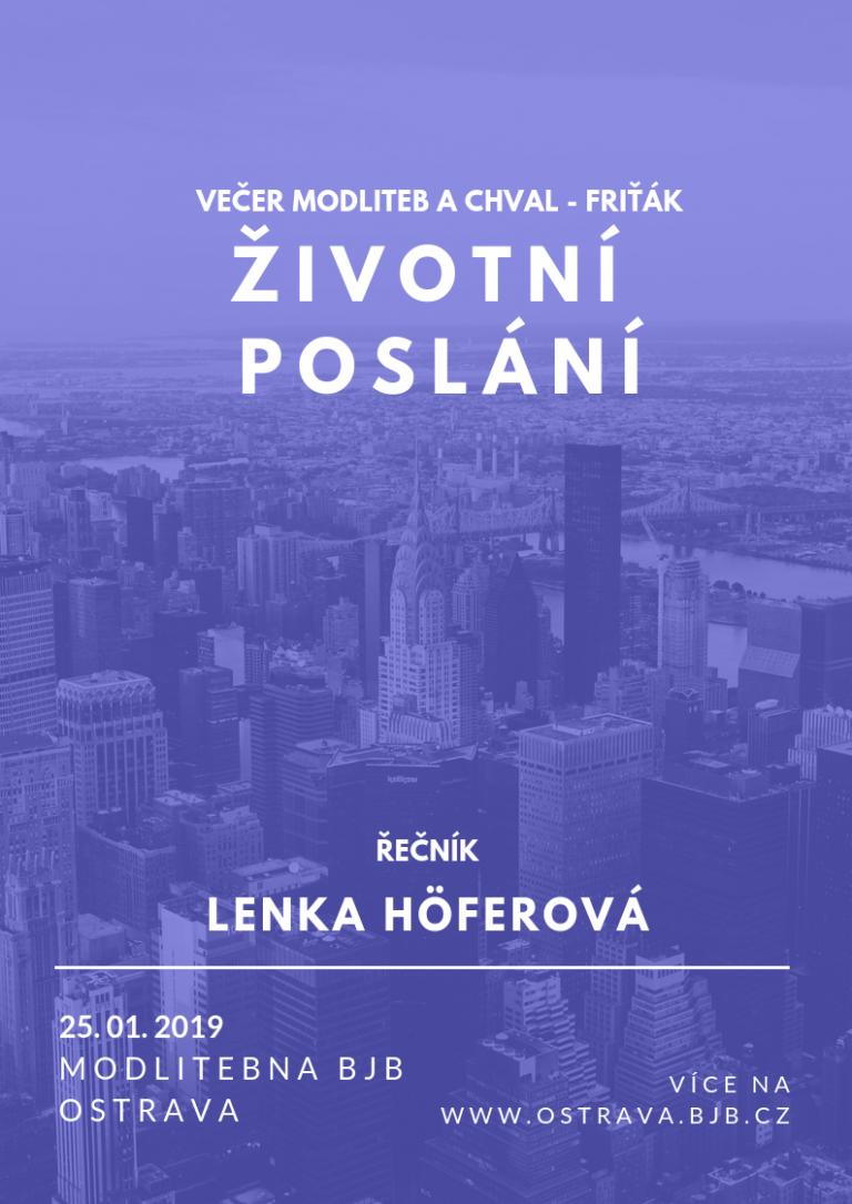 Friťák -večer chval a modliteb_ pátek 29.3.2019