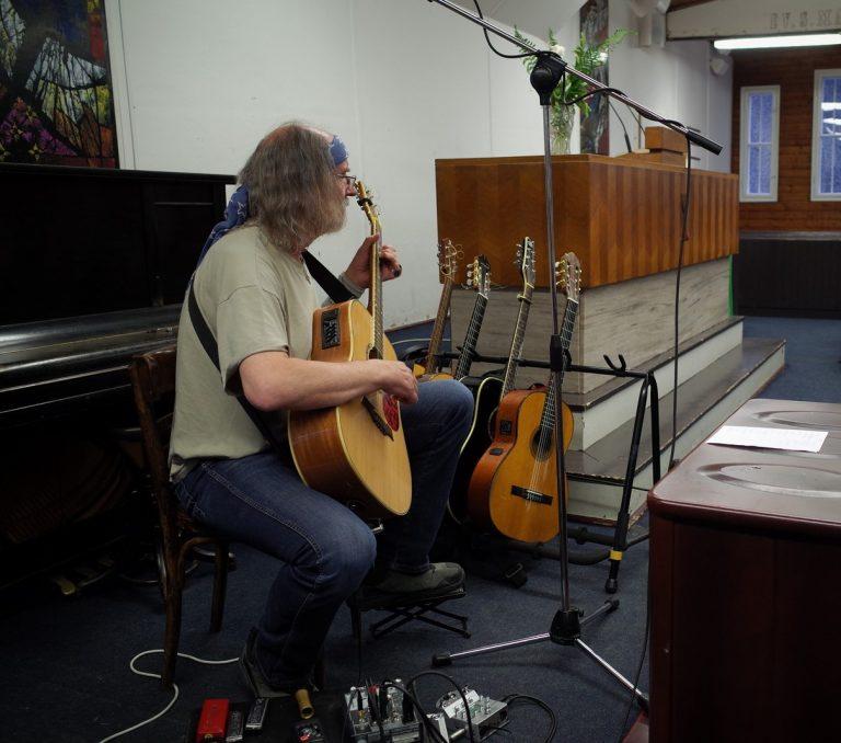Koncert Slávka Klecandra s workshopem_pátek 12.4.2019